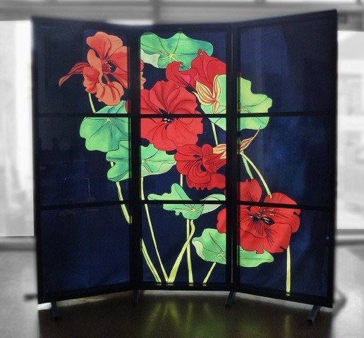 Flowers Screen